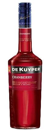 Cranberry liqueur De Kuyper