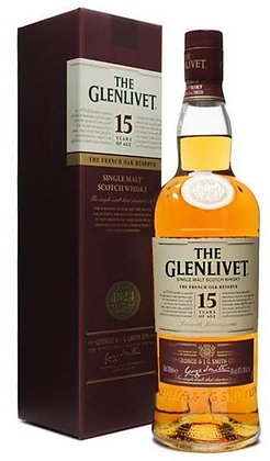 The Glenlivet 15 ans d'âge