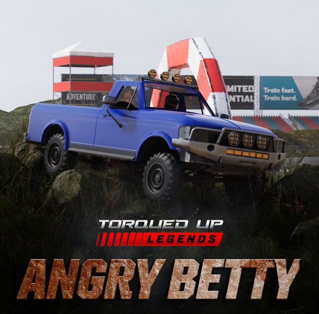 Angry Betty