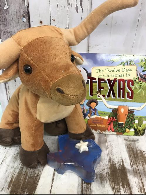 Texas Tales Bedtime Buddies