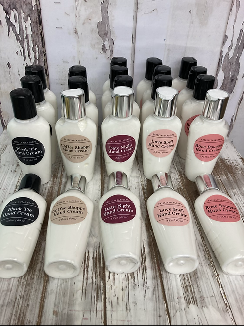 Mini 2 oz Valentine's Day lotions .