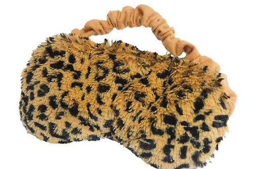 "Tawny Leopard Warmies® Eye Mask (8.5"")"