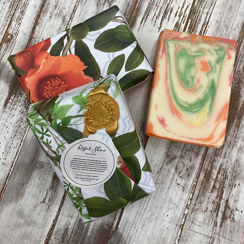 Rise 'n Shine artisan soap