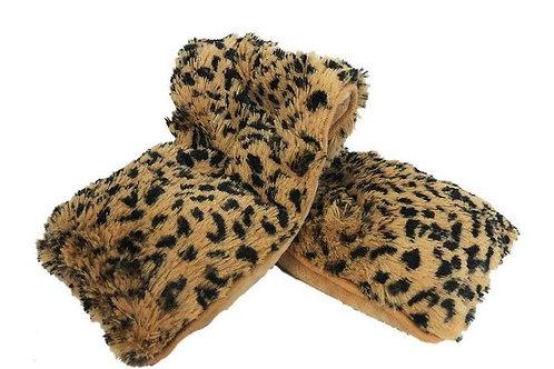 """Tawny Leopard Warmies® Neck Wrap (19"""")"""