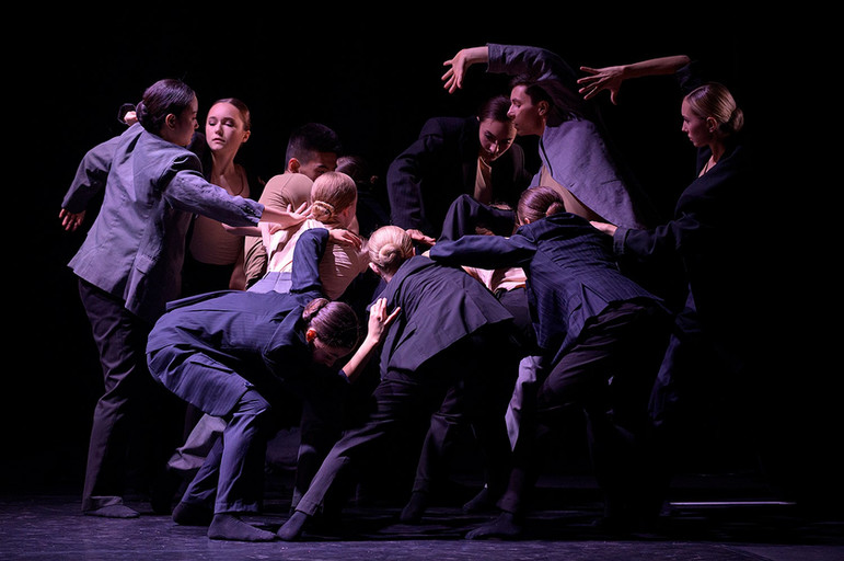 Hidden - Central School of Ballet