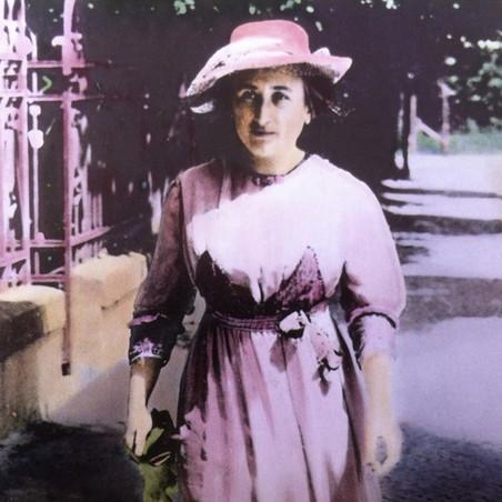 Rosa Luxemburg : l'anti-nationale