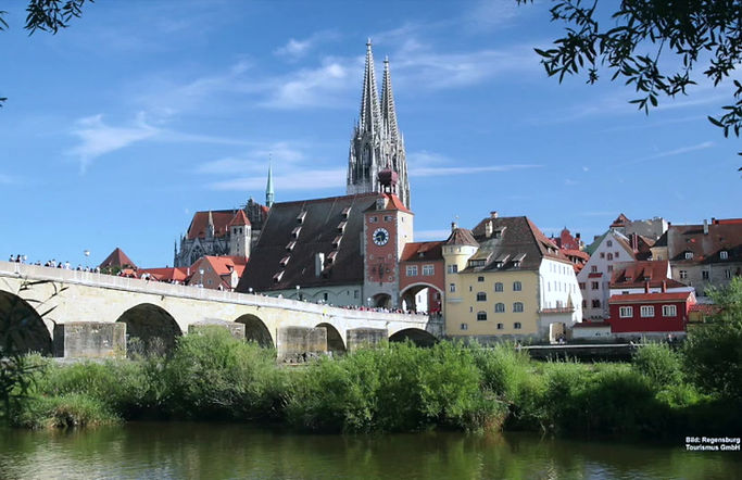 Private Tour From Munich to Regensburg Video