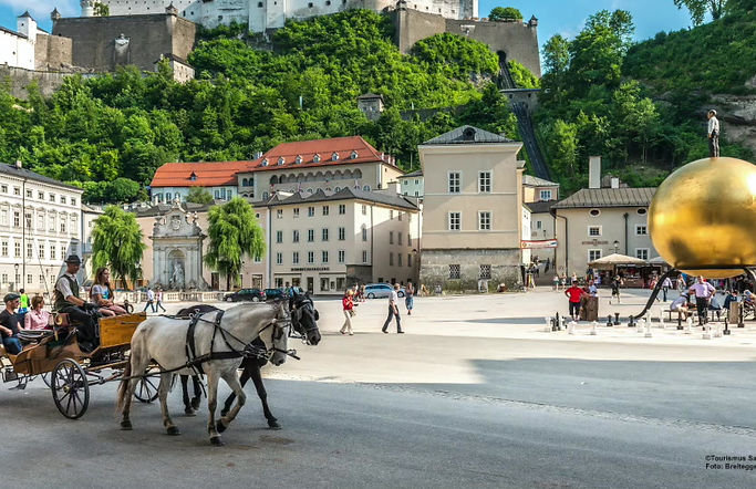 Salzburg from Munich Private Tour Video