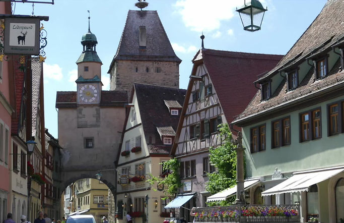 Rothenburg Romantic RoadPrivate Tour from Munich Video
