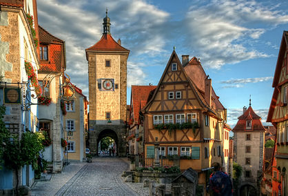 Private tour from Munich to Rothenburg