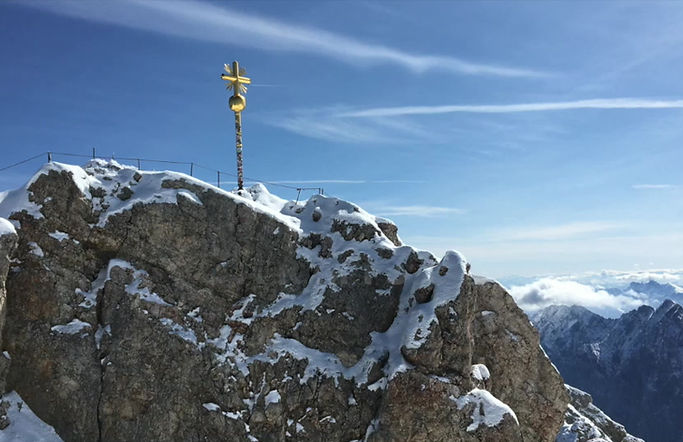 Zugspitze Garmisch PrivateTour from Munich Video