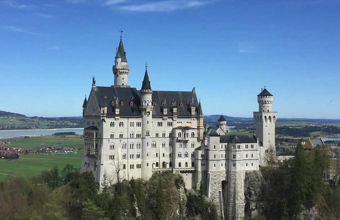 Neuschwanstein Linderhof Private Tour from Munich Video