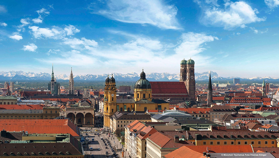 Munich Private Tours with Guide and Driv