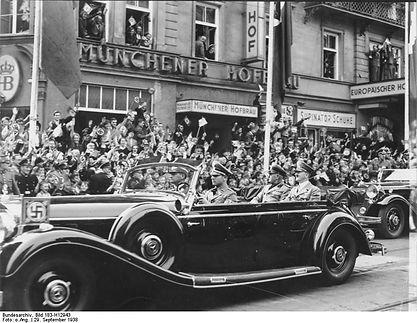 Munich Third Reich Private Walking Tour