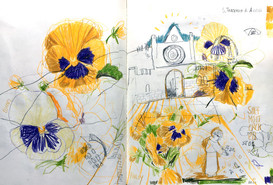 Page of my Sketchbook
