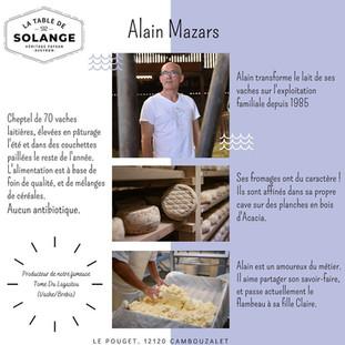 Alain Mazars