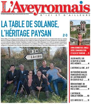 Centre-Presse - l'Aveyronnais