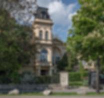 Julia Maria Pasch Richard Wagner Villa Wien Austria