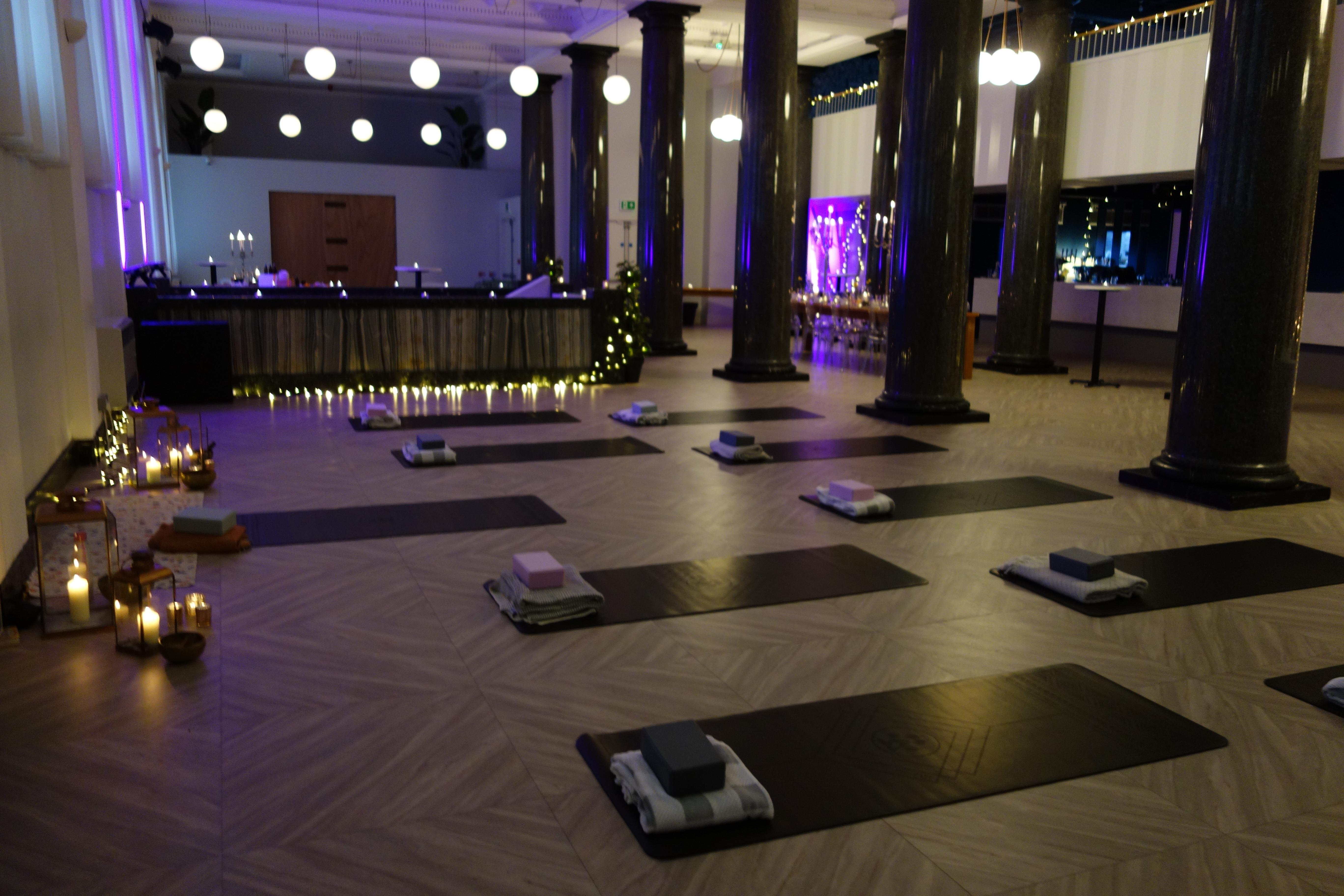 The September Sessions Sunrise Yoga