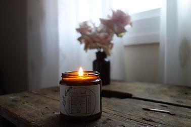 Eco-Soy-Wax-Candle