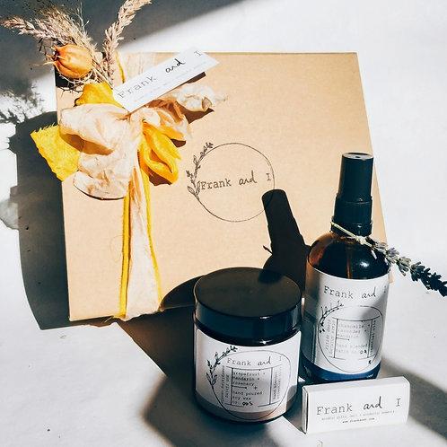 The Originals: Daily Self Care Rituals Gift Set