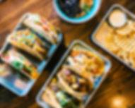 street taco trio meal