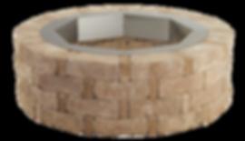 RumbleStone-Round-Fire-Pit-Kit-No-02-Sil
