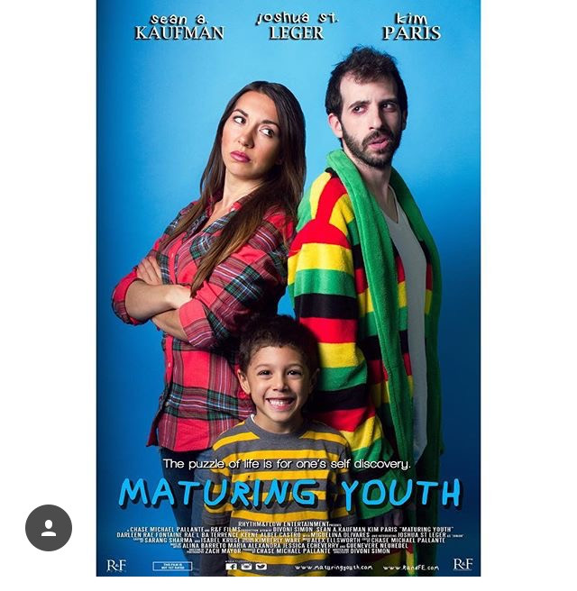 Maturing Youth Official Poster