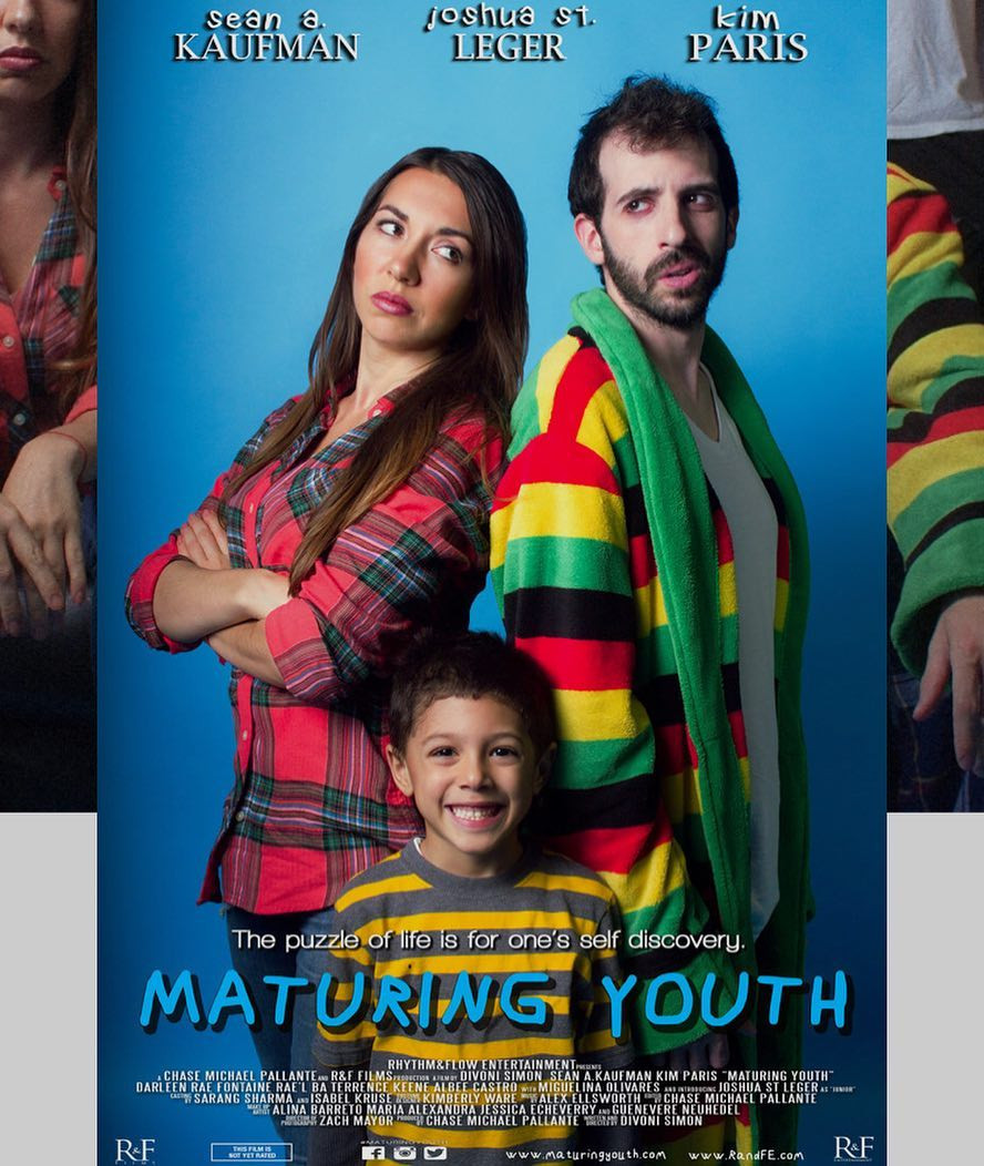 Official Poster for Maturing Youth