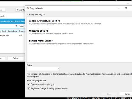 WinBidPro 15.12 Released