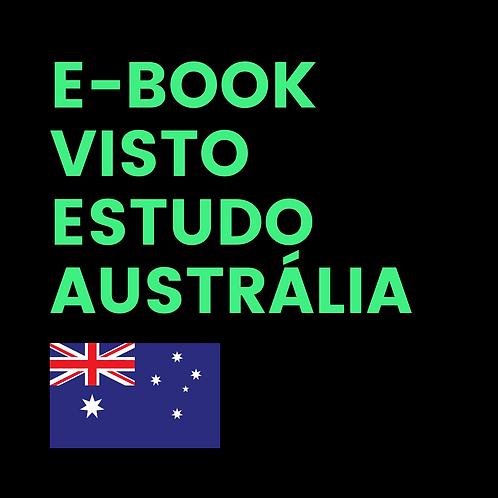 E-book Visto Estudos - AUSTRÁLIA