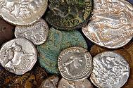 古代のコイン
