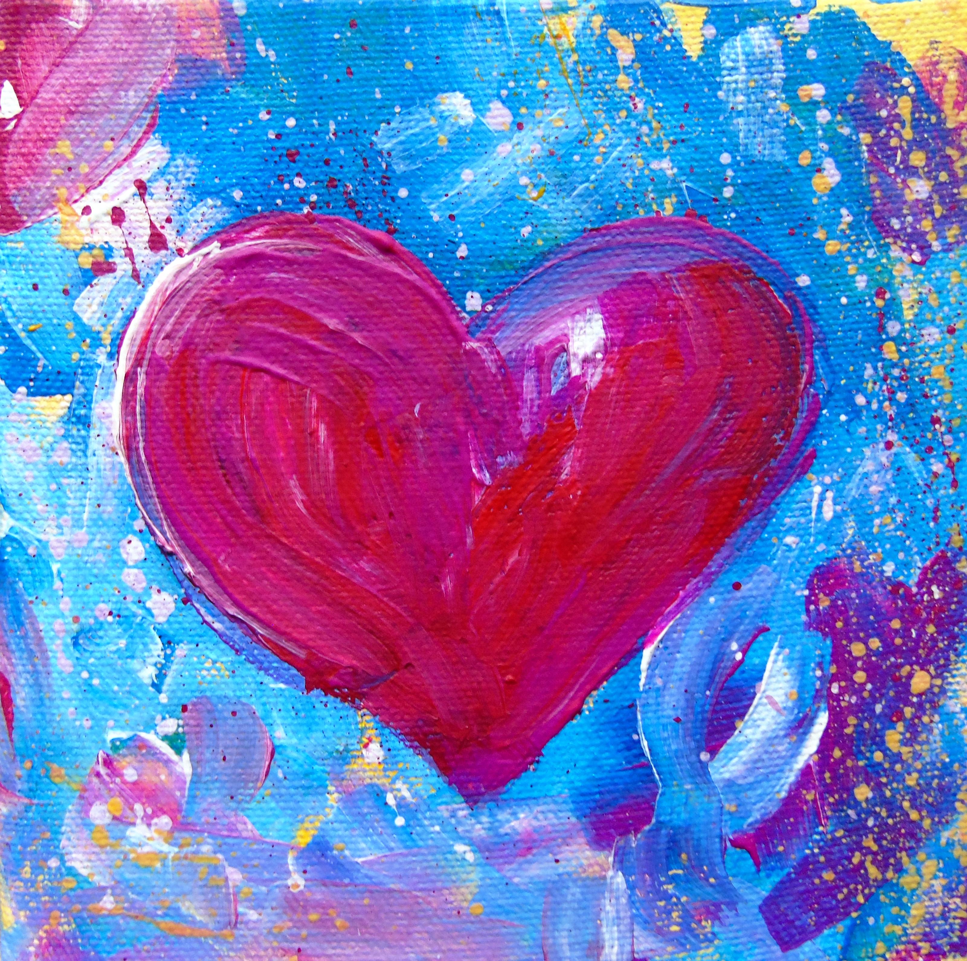 heart canvas 2