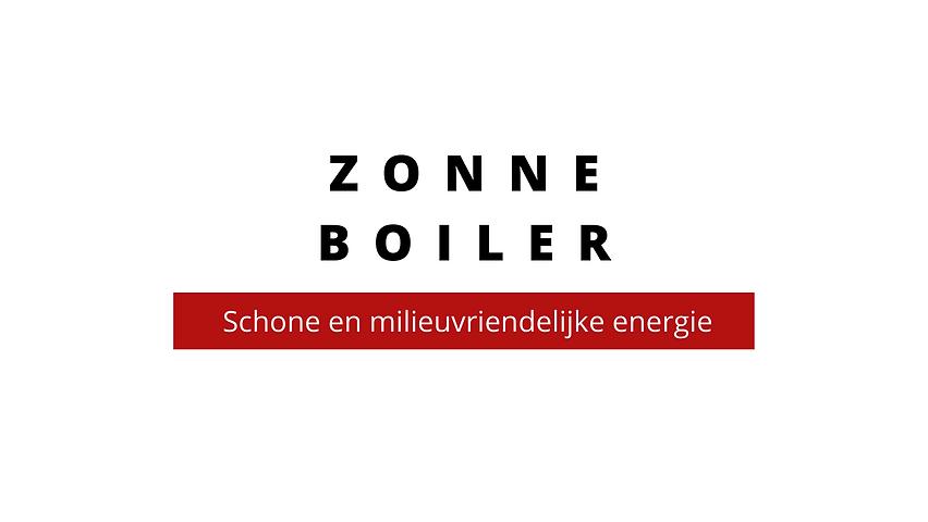 Zonneboiler2