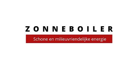 Zonneboiler