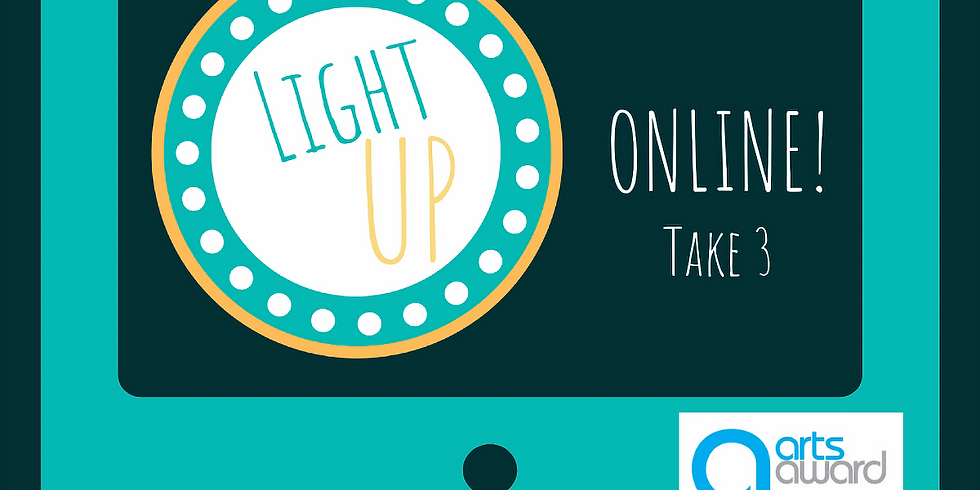Light UP Online - Seniors Arts Award