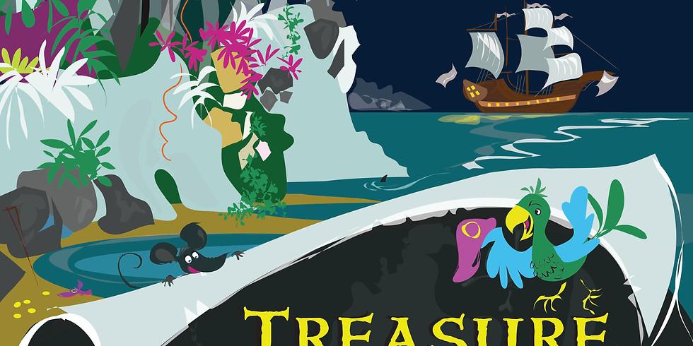 Treasure Island - Home Ed