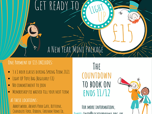 New Year Mini Package