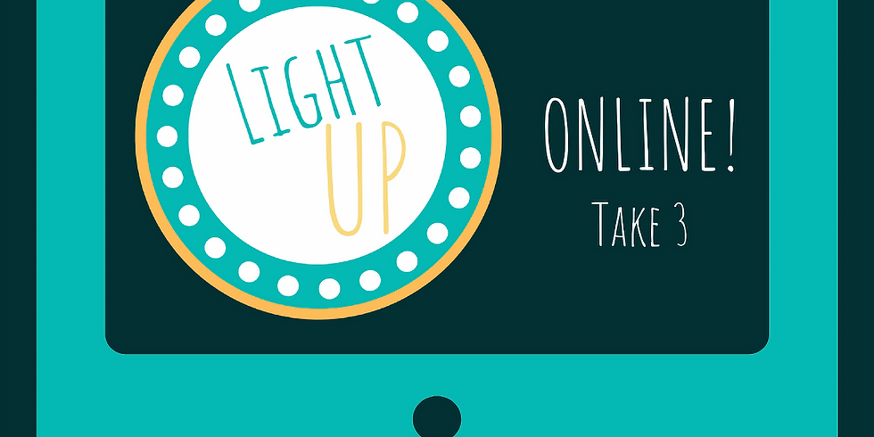 Light UP Online - Seniors Improv (3 week course)