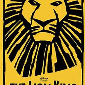 The Lion King - Mayflower Student Trip