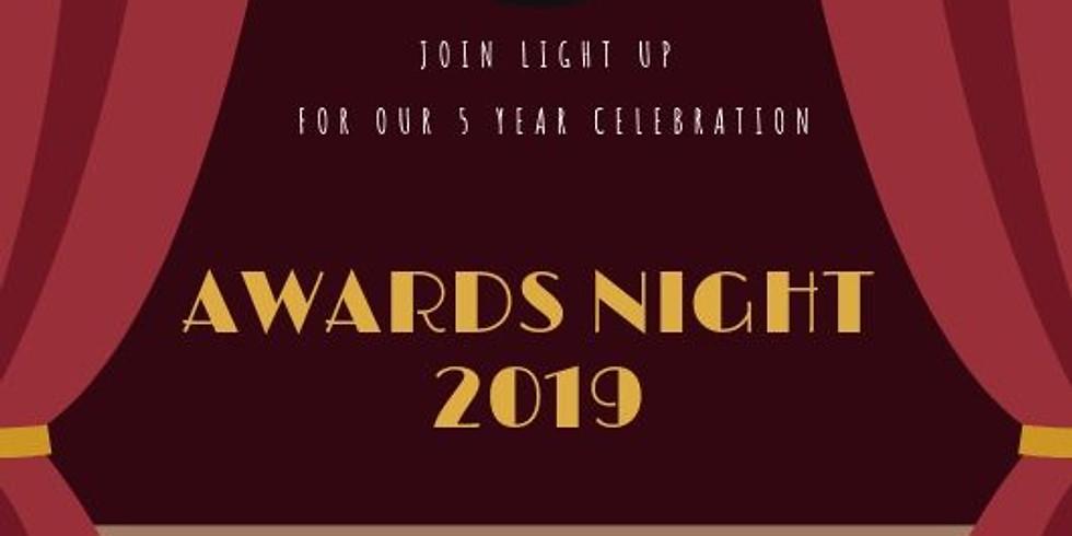 Light UP Awards Night - General Admission