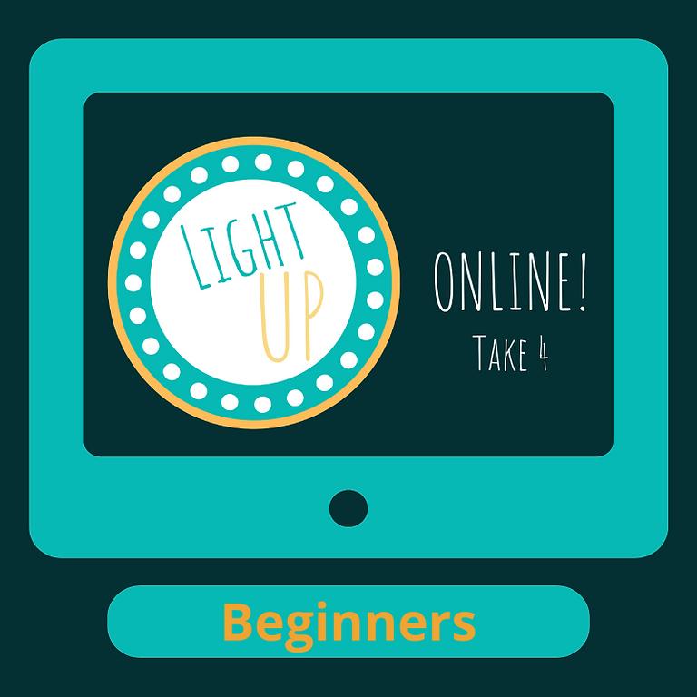 Light UP Online - Beginners