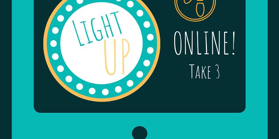 Light UP Online - Seniors Murder Mystery