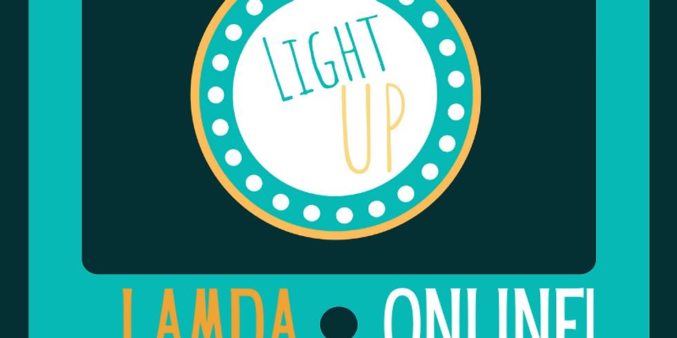 Light UP LAMDA - Summer Term 1