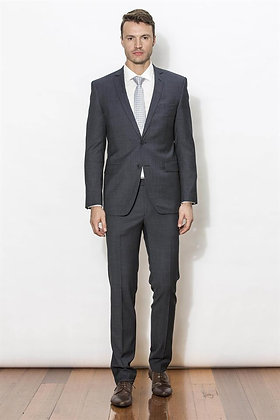 Black and Charcoal suits