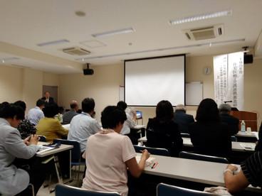 在宅医療・介護連携推進研修会に参加しました