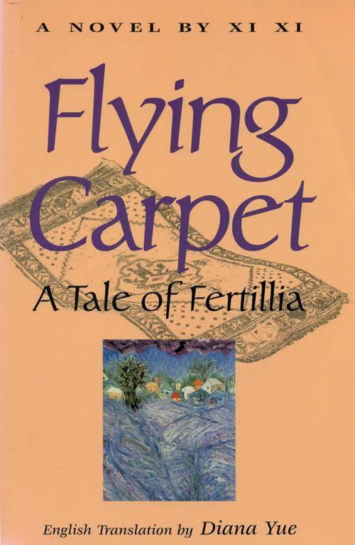 Flying Carpet- A Tale of Fertillia