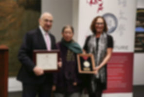 2019 Winner of Newman Prize for Chinese