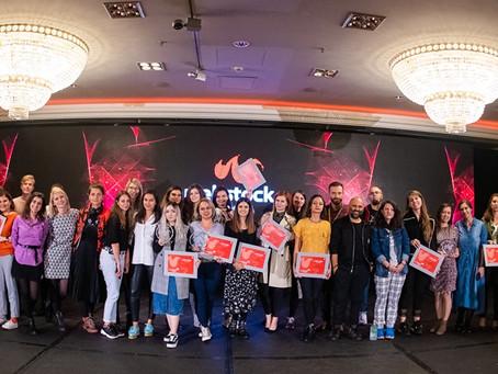 """Primul """"Multumesc"""" premiat la Webstock 2019"""