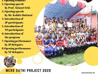 Mero Sathi Project 2020